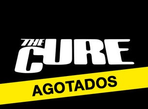 The Cure Boletos