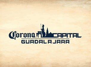 Corona Capital Guadalajara Boletos
