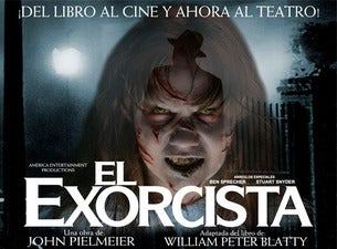 El Exorcista Boletos