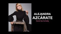 More Info AboutAlejandra Azcàrate stand up comedy