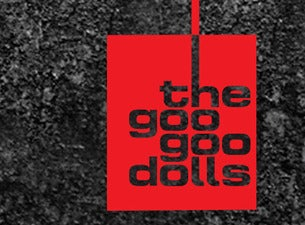 Goo Goo Dolls Boletos