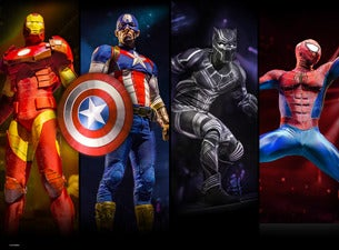 Marvel Universe LIVE! Age of Heroes Boletos
