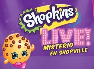 Shopkins Boletos