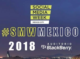 Social Media Week Mexico City Boletos