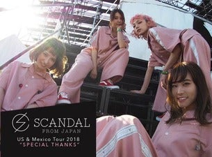 Scandal Boletos