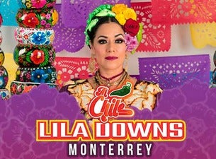 Lila Downs Boletos