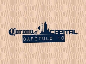 Corona Capital Boletos