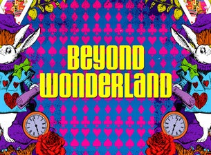Beyond Wonderland Boletos