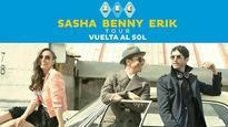 Sasha, Benny, Erik