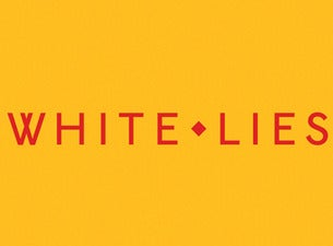 White Lies Boletos