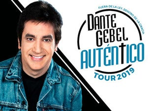 Dante Gebel Boletos