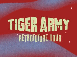 Tiger Army Boletos