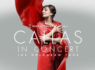 Callas in Concert Boletos