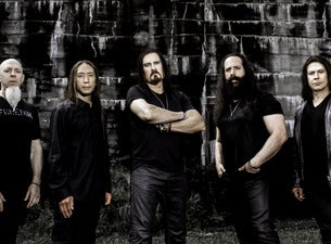 Dream Theater Boletos