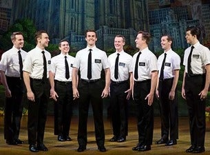 The Book of Mormon Boletos
