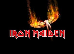 Iron Maiden Boletos