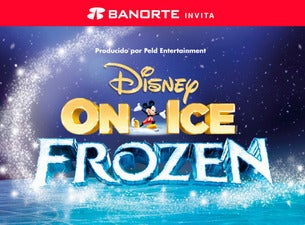 Disney on Ice Frozen Boletos