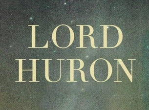 Lord Huron Boletos