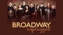 More Info AboutBroadway Unplugged