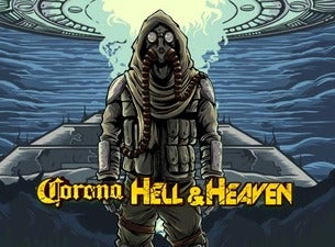 Corona Hell & Heaven Boletos