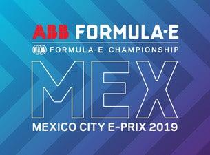 Formula E Calendario.Abb Fia Formula E Mexico Boletos Entradas Y Calendario De