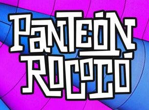 Panteón RococóBoletos