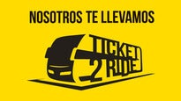 More Info AboutTicket2ride Vive Latino 2020 Abono