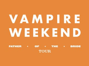 Vampire Weekend Boletos