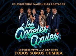 Los Ángeles AzulesBoletos