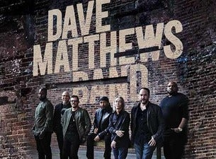 Dave Matthews Band Boletos