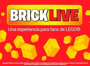 BRICKLIVE Boletos