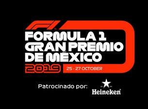 Formula 1 Calendario.Formula 1 Gran Premio De Mexico Boletos Entradas Y