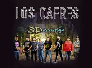 Los Cafres Boletos