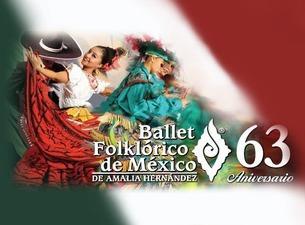Ballet Folklórico de México de Amalia HernándezBoletos