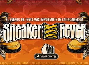 Sneaker Fever Fest Boletos