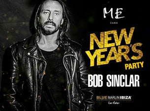 Bob Sinclar Boletos