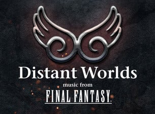 Distant Worlds: Music from Final Fantasy Boletos