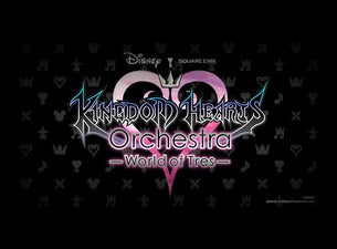 Kingdom Hearts Orchestra Boletos