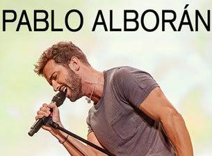 Pablo AlboránBoletos