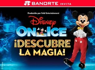 Disney On Ice Boletos