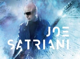 Joe Satriani Boletos