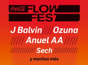 Coca-Cola Flow Fest Boletos