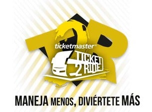 Ticket2ride Transporte para tu evento Boletos