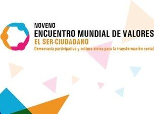 Encuentro Mundial de ValoresBoletos