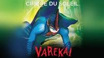 Cirque du Soleil: VarekaiBoletos
