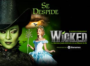 Wicked (Touring) Boletos