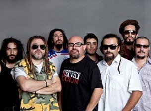 """Lunario presenta: Gondwana """"Reggae N'Roll"""""""