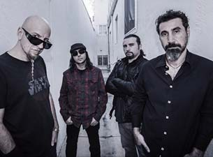 System of a Down Boletos