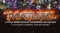 Matute, la Matutera Tour 2015