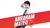 "Abraham Mateo ""Who I am Tour 2015″"